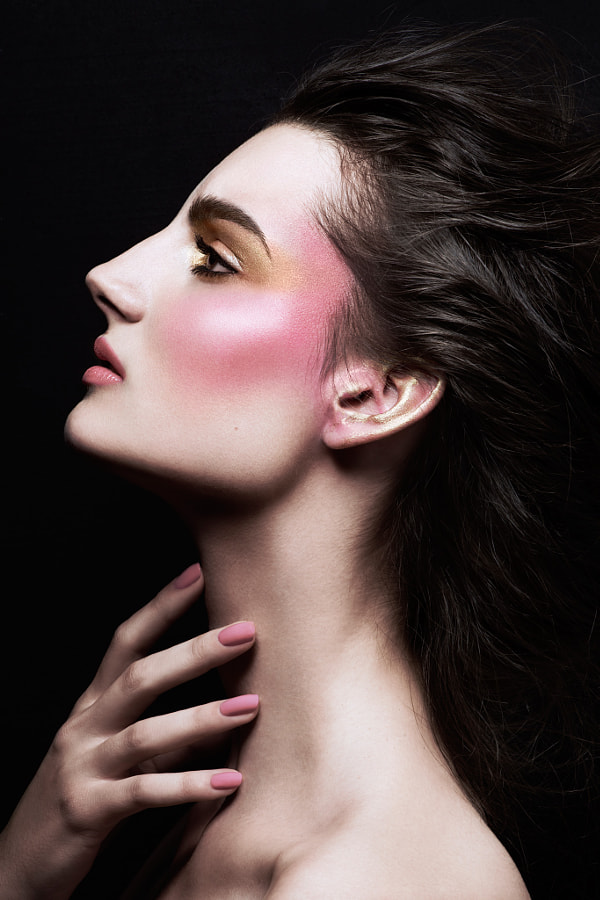 Storybook beauty editorial, June 2014