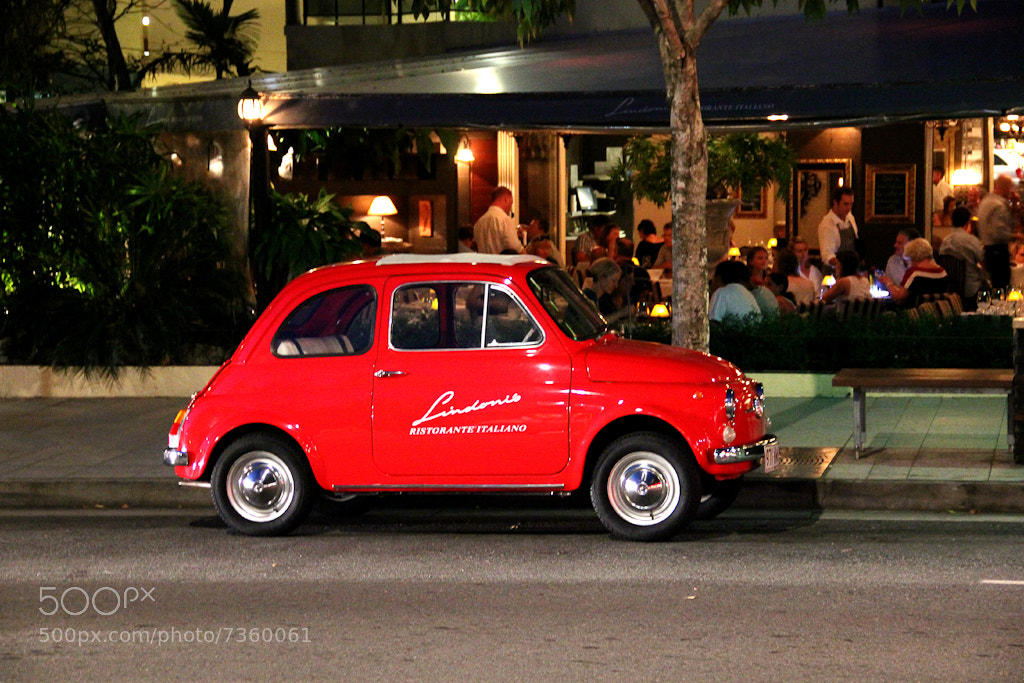 Photograph Little Italiano in Australia by Aamir Nariman on 500px