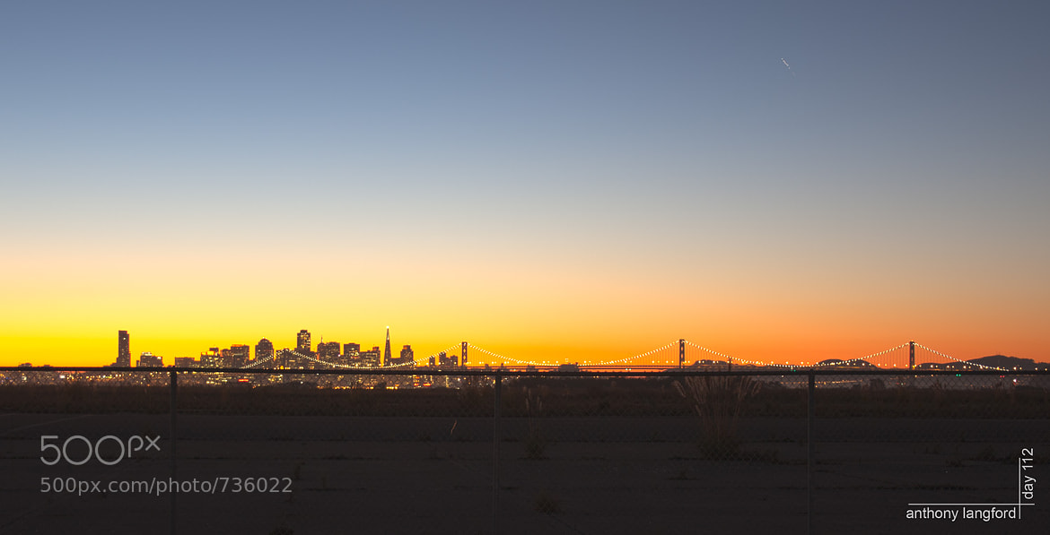 Photograph San Francisco City by Anthony Langford on 500px