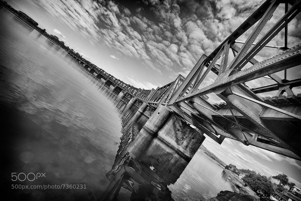 Photograph Bridge Dynamic by Jason Howe on 500px