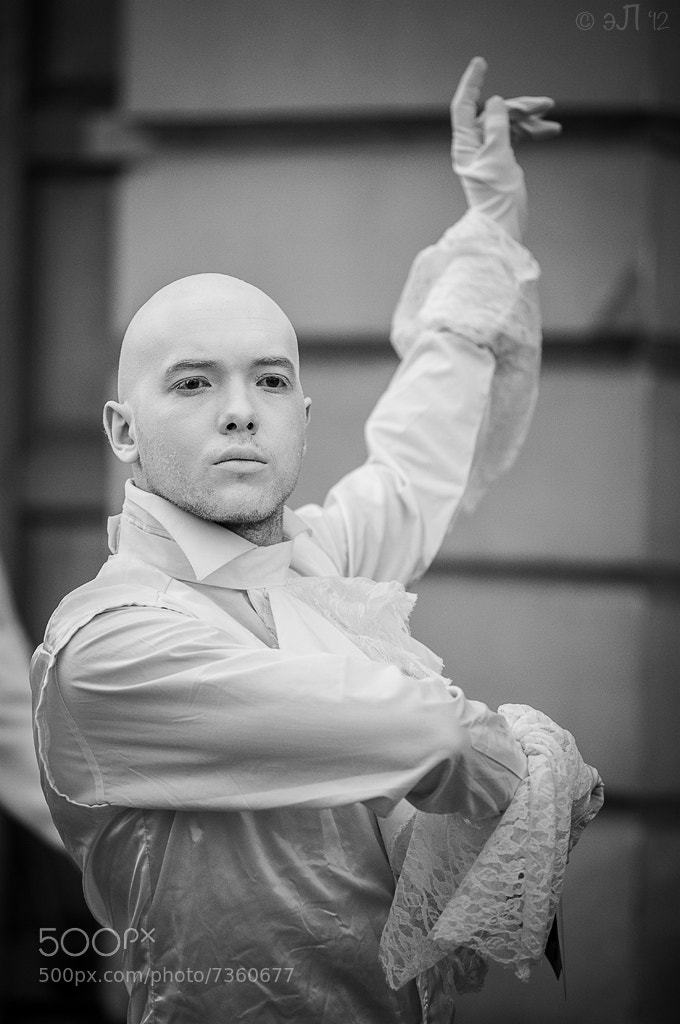 """Photograph """" I International Charity Festival of Street Theatres"""" by Aleksei Skalin on 500px"""