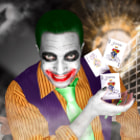 Постер, плакат: Joker Jay Billups Photography Final