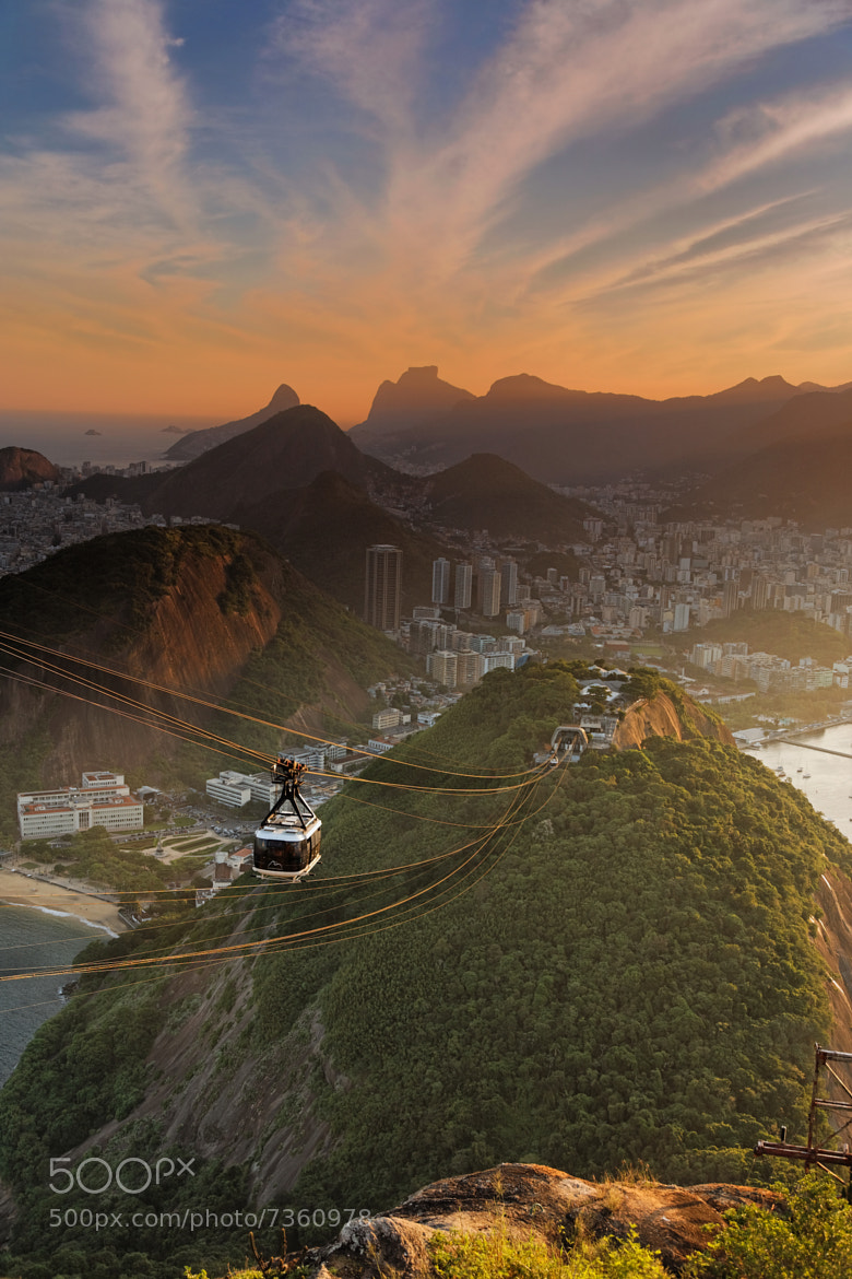Photograph Rio at Sunset by Raymond Choo on 500px