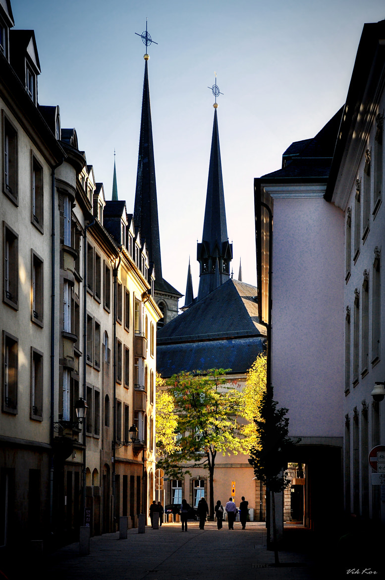 Photograph The streets of old Luxembourg II by Viktor Korostynski on 500px