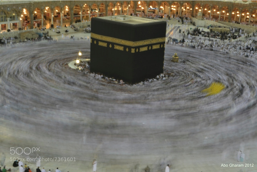 Photograph Kaaba Twaf  by jamil ghanayem on 500px