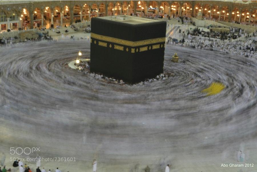 Photograph Kaaba Twaf  by jamil ghanayem on 500px