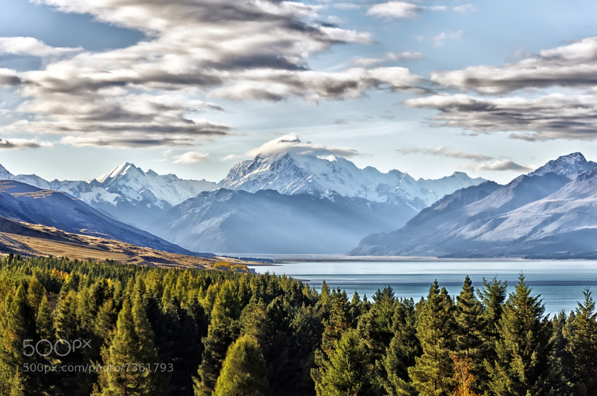 Photograph Aoraki / Mount Cook National Park by Phattana Sangsawang on 500px