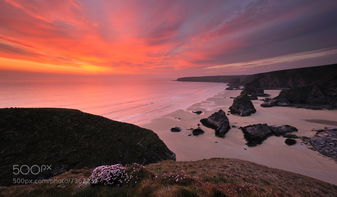 Photograph Bedruthan Steps by Andreas Jones on 500px