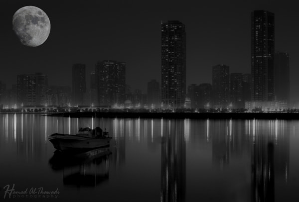 Photograph SaD NighT by Hamad  althawadi on 500px