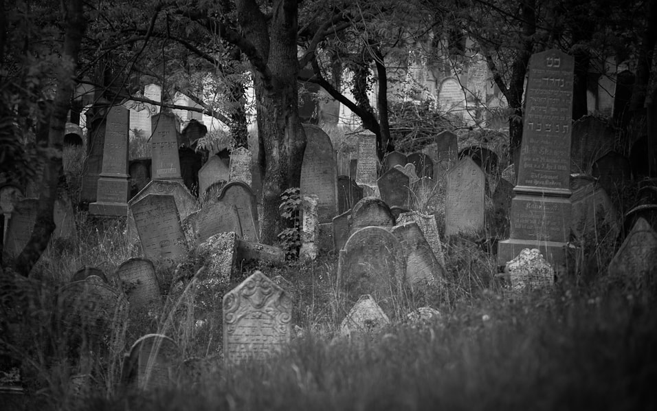 Photograph Old Jewish Cemetery by Karel Hajek on 500px