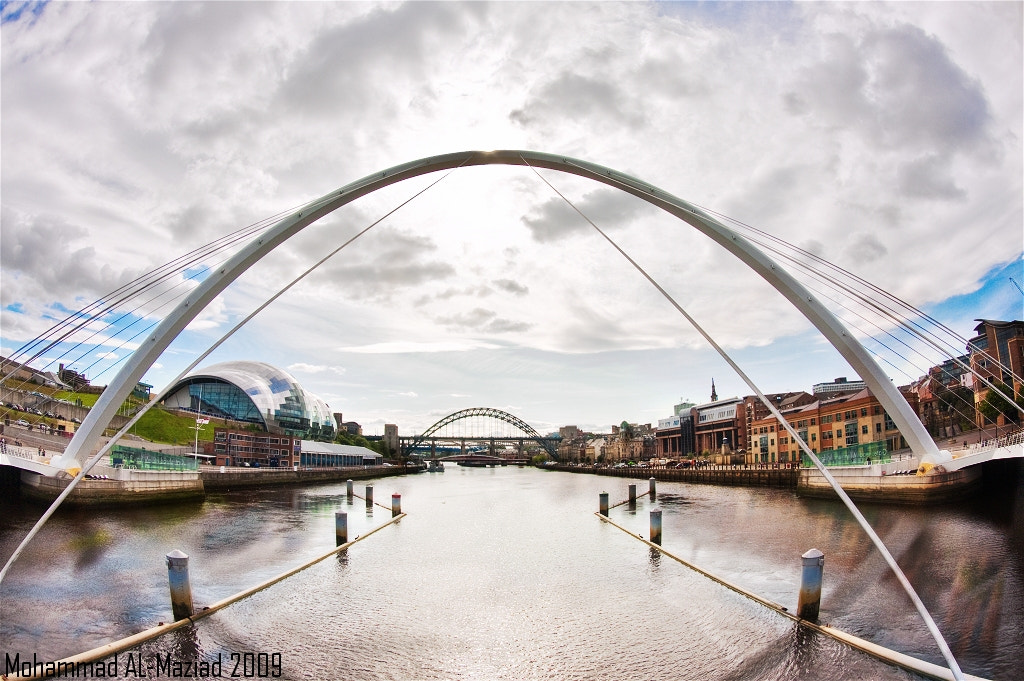 Photograph Newcastle by Mohammad Al-Maziad on 500px