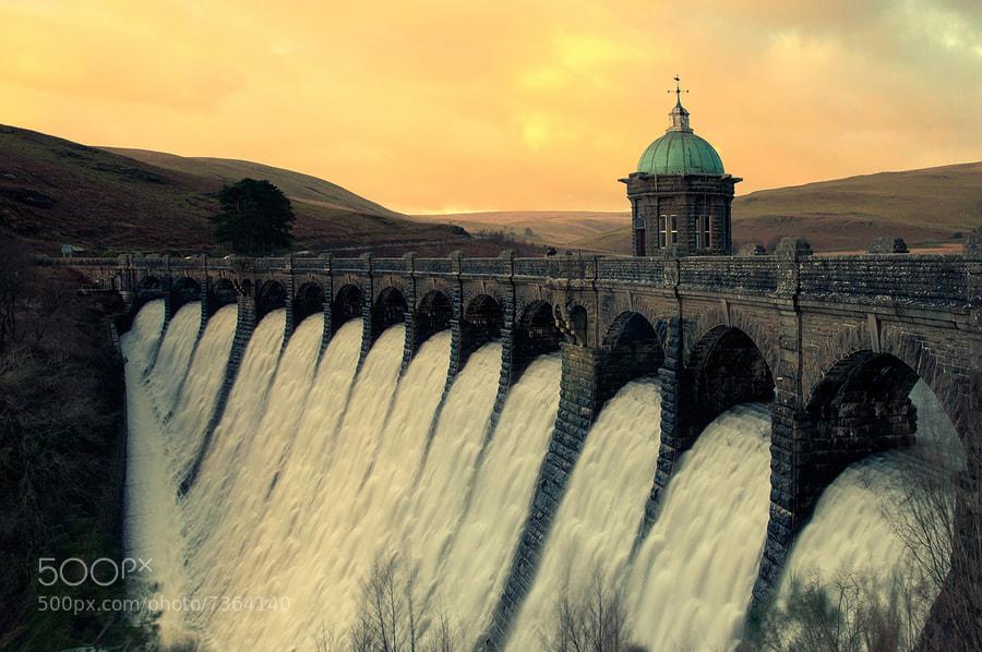 Photograph Craig Goch Dam by Martin Turner on 500px