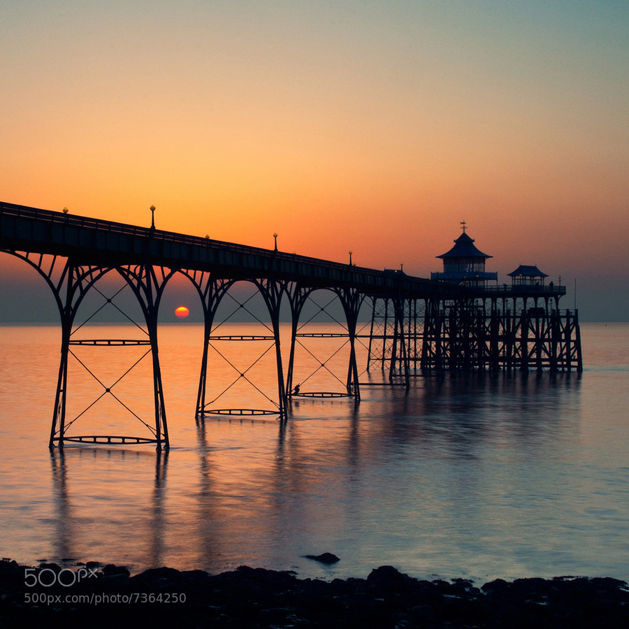 Photograph Clevedon by Martin Turner on 500px