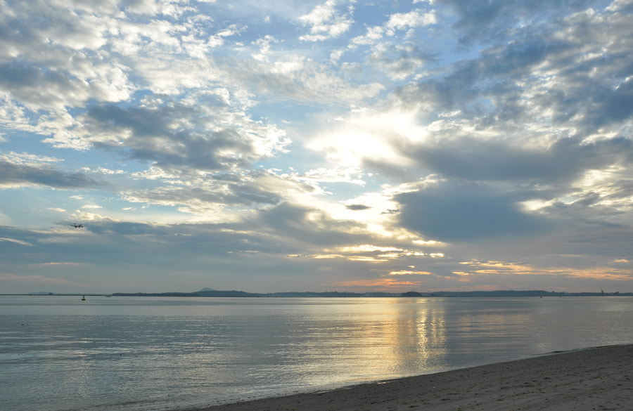 Photograph In the morning,7.20 am by Khoo Boo Chuan on 500px