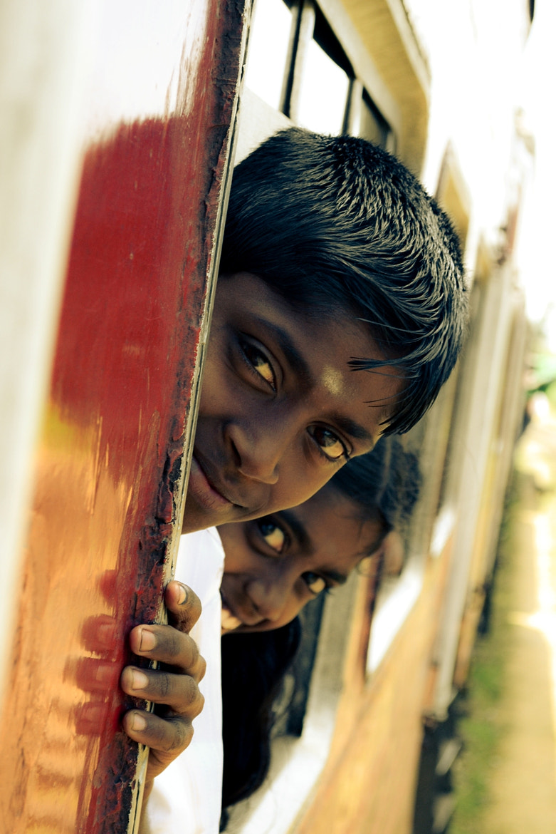 Photograph Hidden Smile by Harsha Goonawardana on 500px
