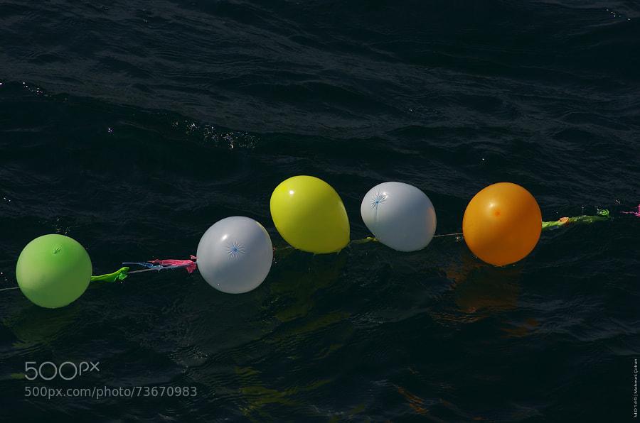 Photograph balloons by Mehmet Çoban on 500px