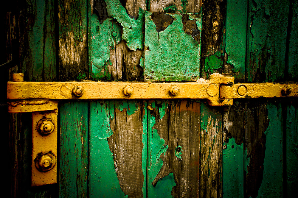 Photograph Hinged by Neil Cherry on 500px