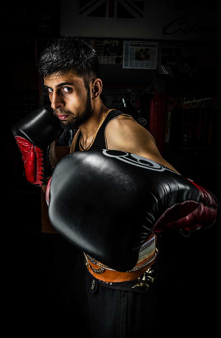 Photograph Punchy Boxer by Steve Bryson on 500px