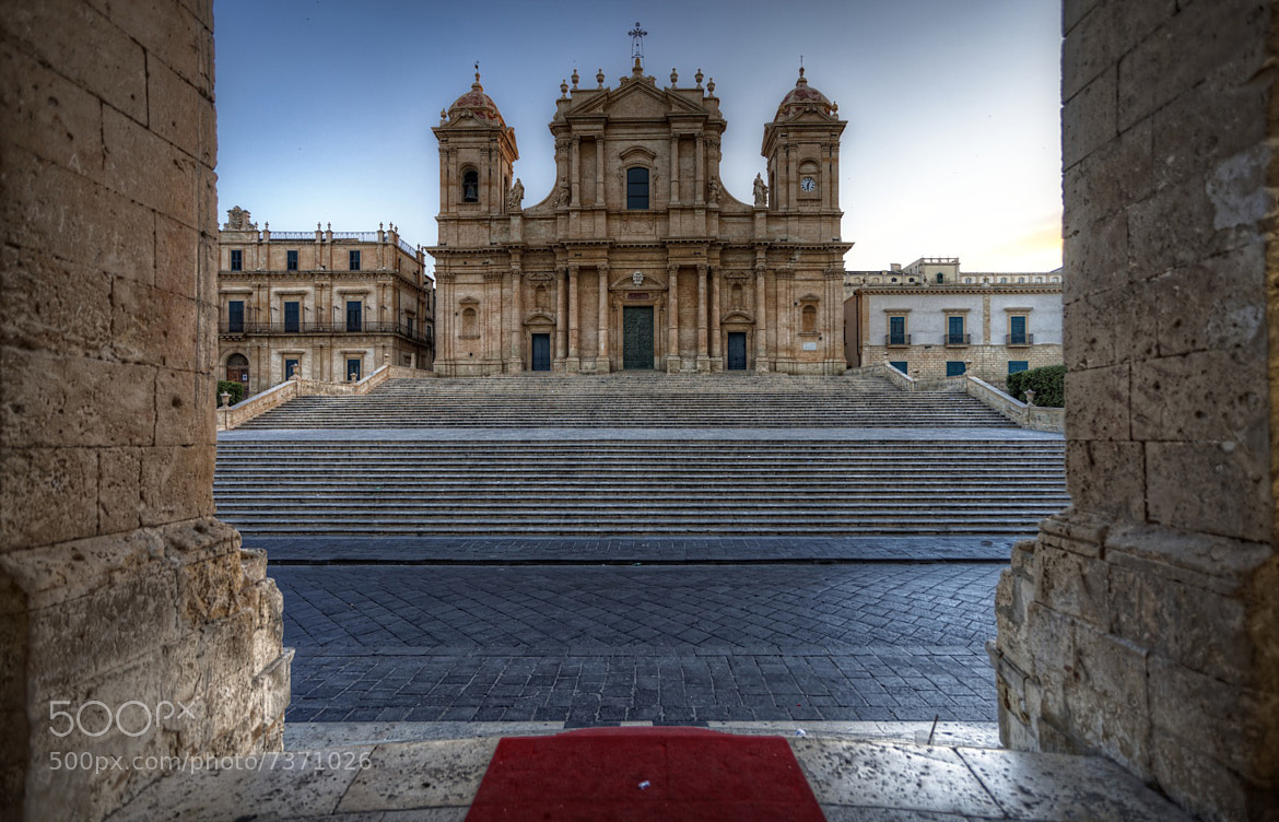 Photograph cattedrale di Noto by massimo distefano on 500px