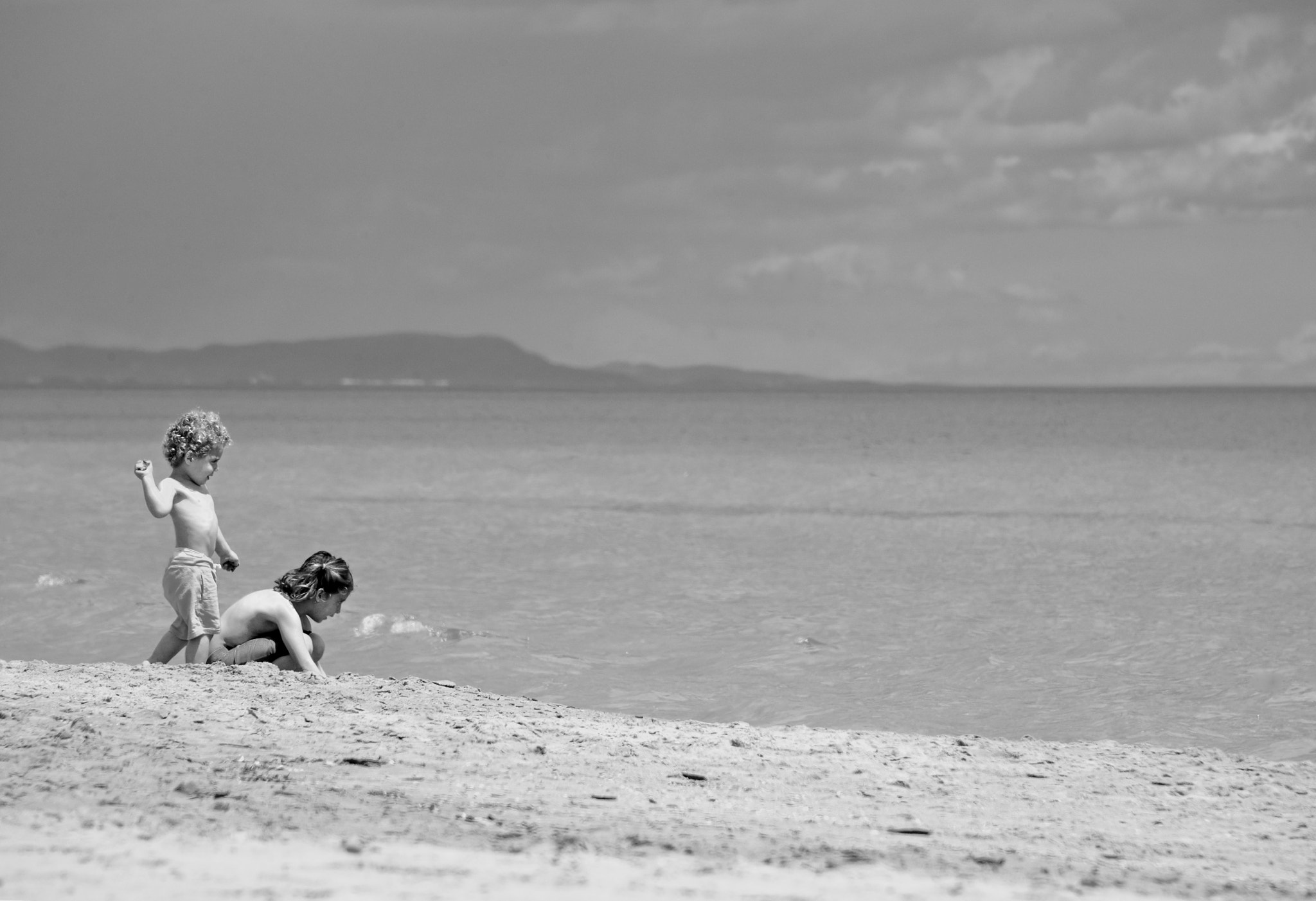 Photograph Niños en la playa by Miguel Nieto Galisteo on 500px