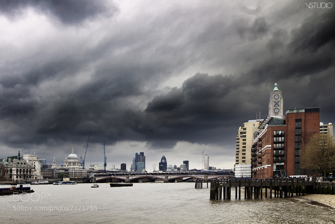 Photograph London - Oxo Tower by NSTUDIO PHOTO on 500px