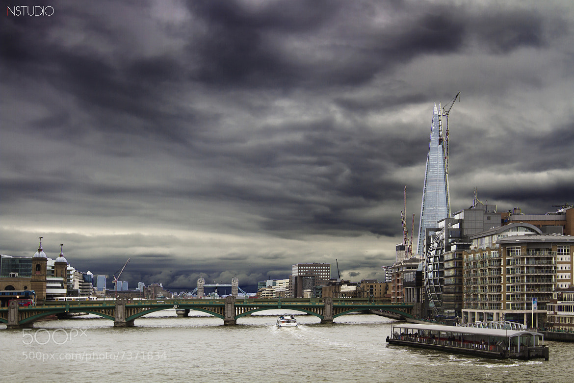 Photograph London - Shard Building II by NSTUDIO PHOTO on 500px