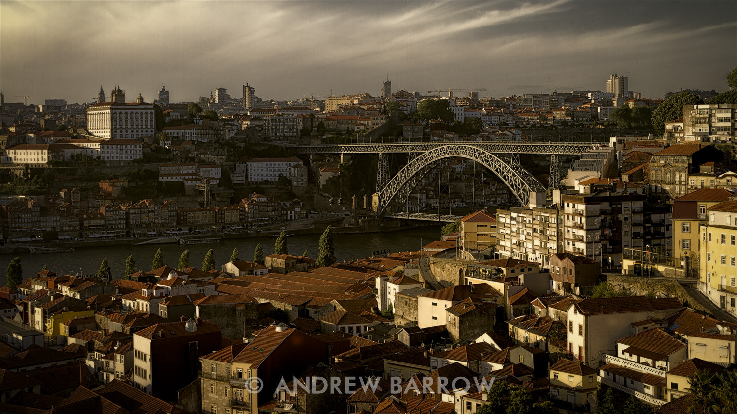 Photograph Oporto and Vila Nova de Gaia by Andrew Barrow ARPS on 500px