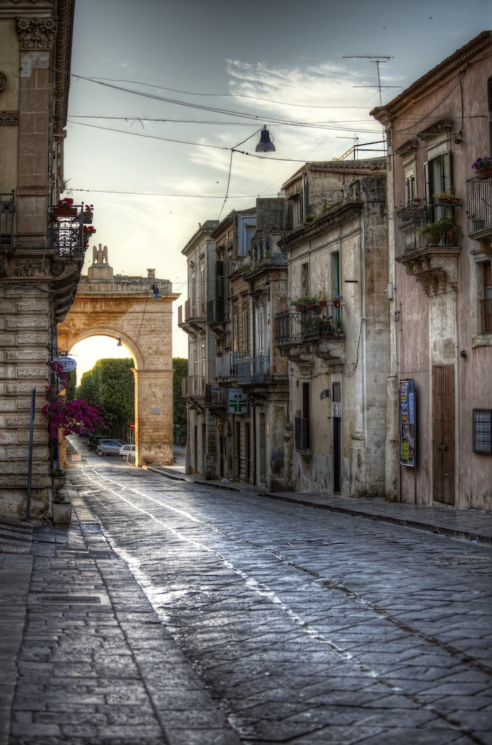 Photograph Noto by massimo distefano on 500px