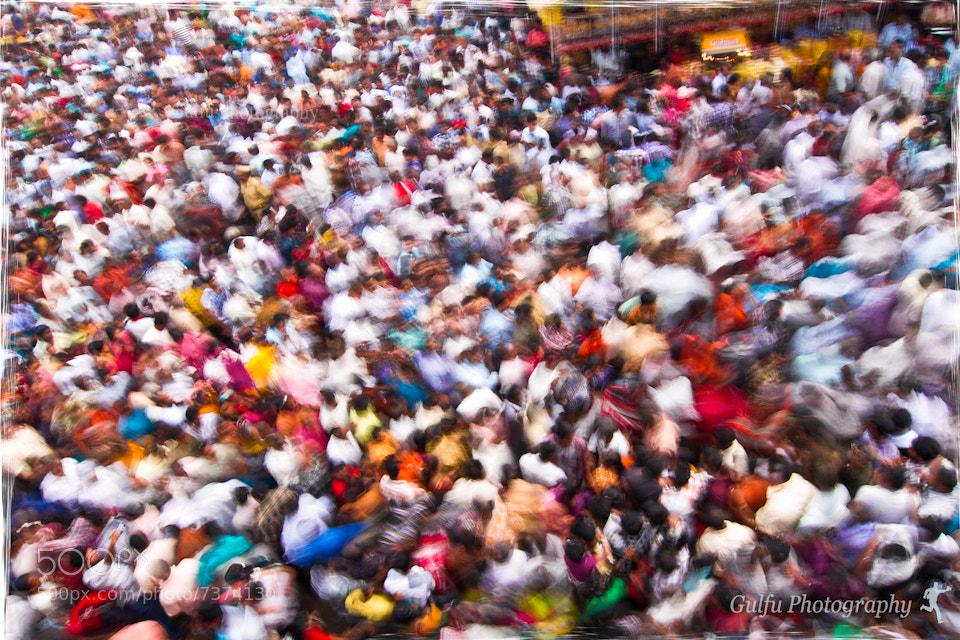 Photograph raining people by Prasanth (Gulfu) on 500px