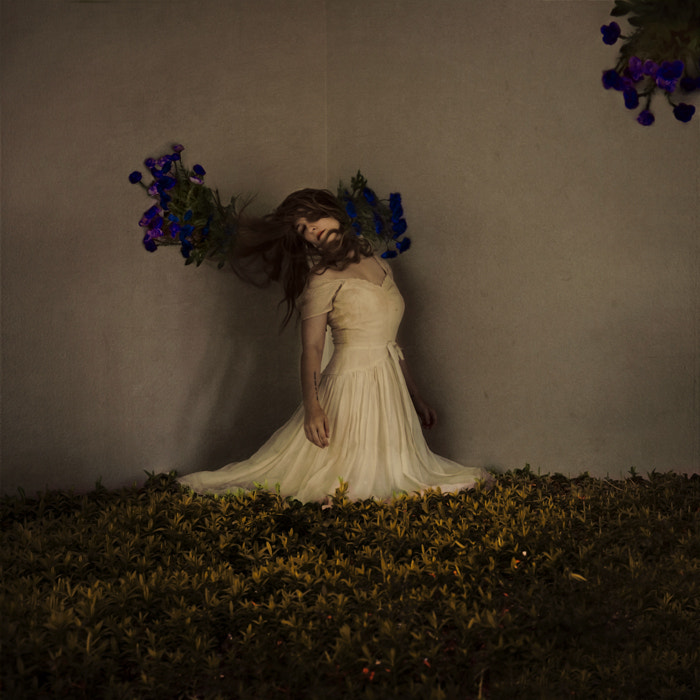 Photograph Little Garden by Brooke Shaden on 500px
