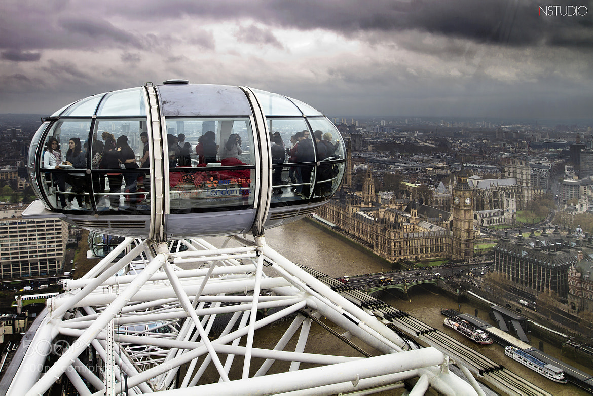 Photograph London - London Eye II by NSTUDIO PHOTO on 500px