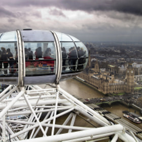 London - London Eye II by NSTUDIO PHOTO (NSTUDIO)) on 500px.com