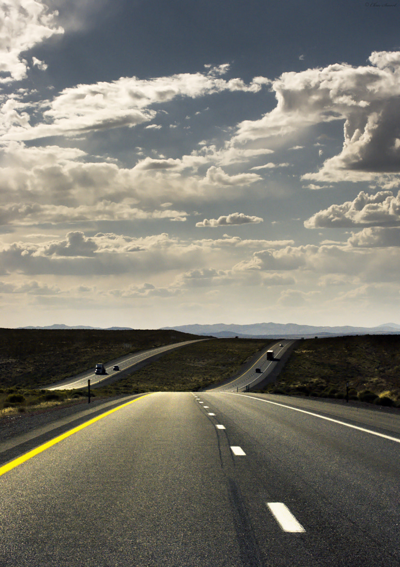 Photograph Open Road by Chris Smart on 500px