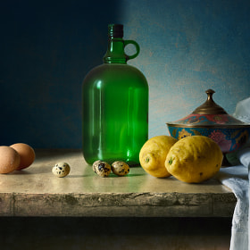 Eggs, lemons and other things by Antonio Diaz (AntonioDiaz)) on 500px.com