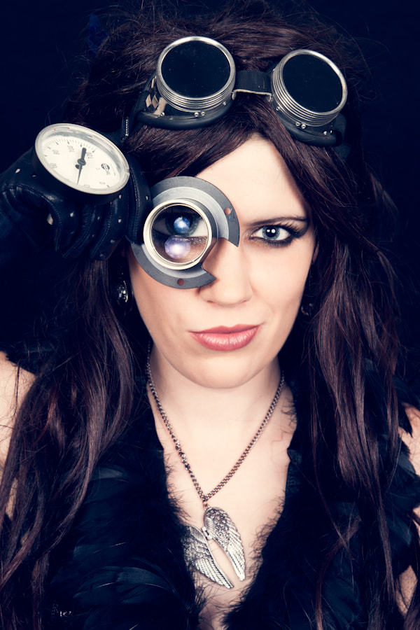 Photograph Steampunk I by Cyndi Caviedes on 500px