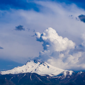 Clouds Over Erciyes