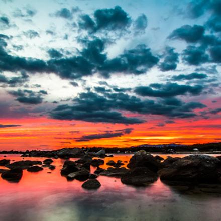 Incandescent Sky