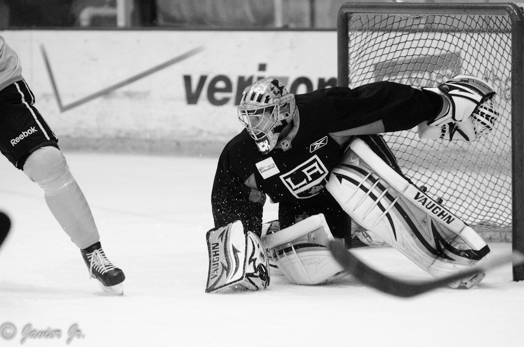 Photograph Jonathan Quick by Javier Escalera Jr. on 500px