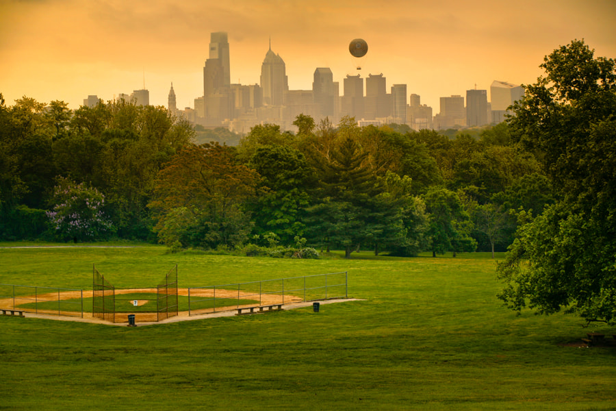 Photograph Belmont Plateau by Jack Booth on 500px