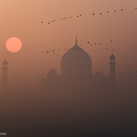 Misty Taj by Daniel Cheong (DanielCheong1)) on 500px.com