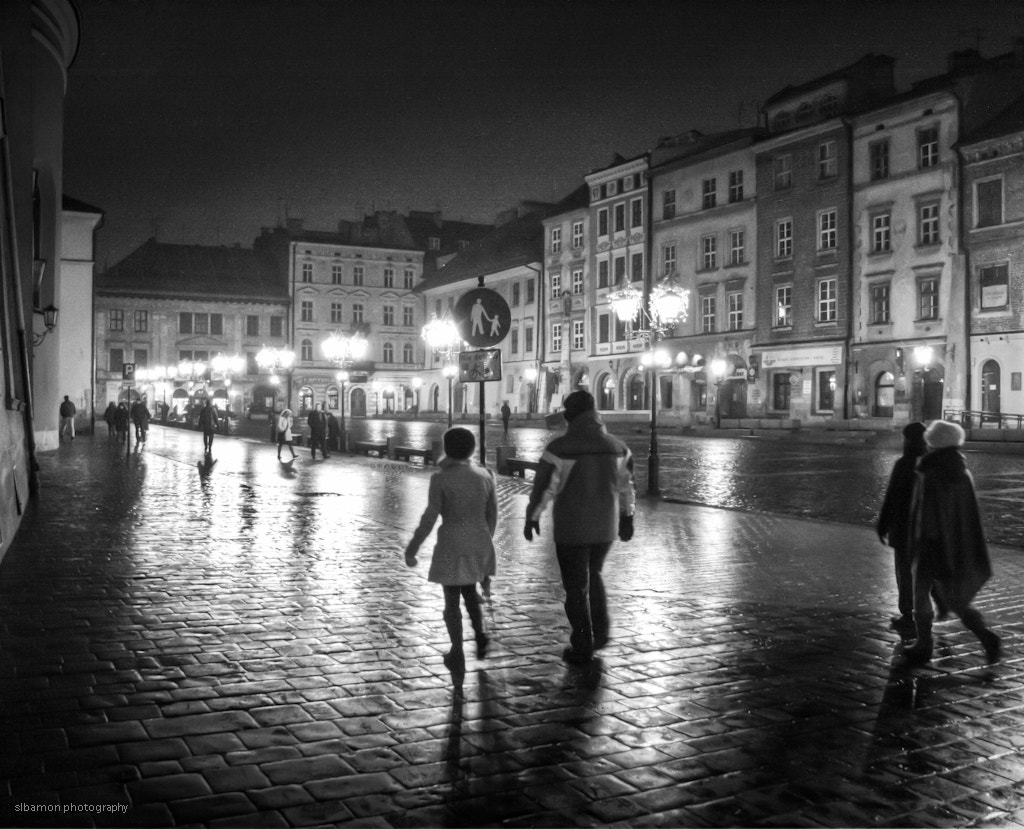 Photograph Strong lights (Krakow, Poland) by Stacy Bamon on 500px