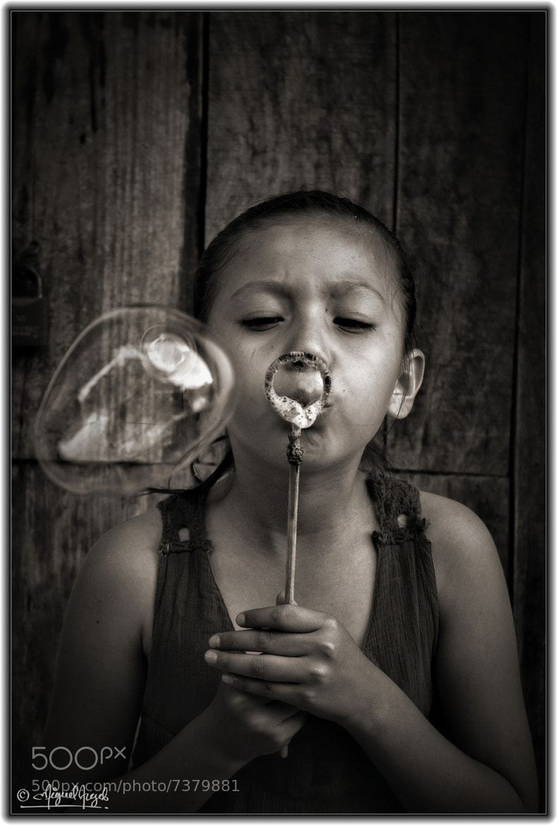Photograph BUBBLE by Miguel Angel Martinez on 500px