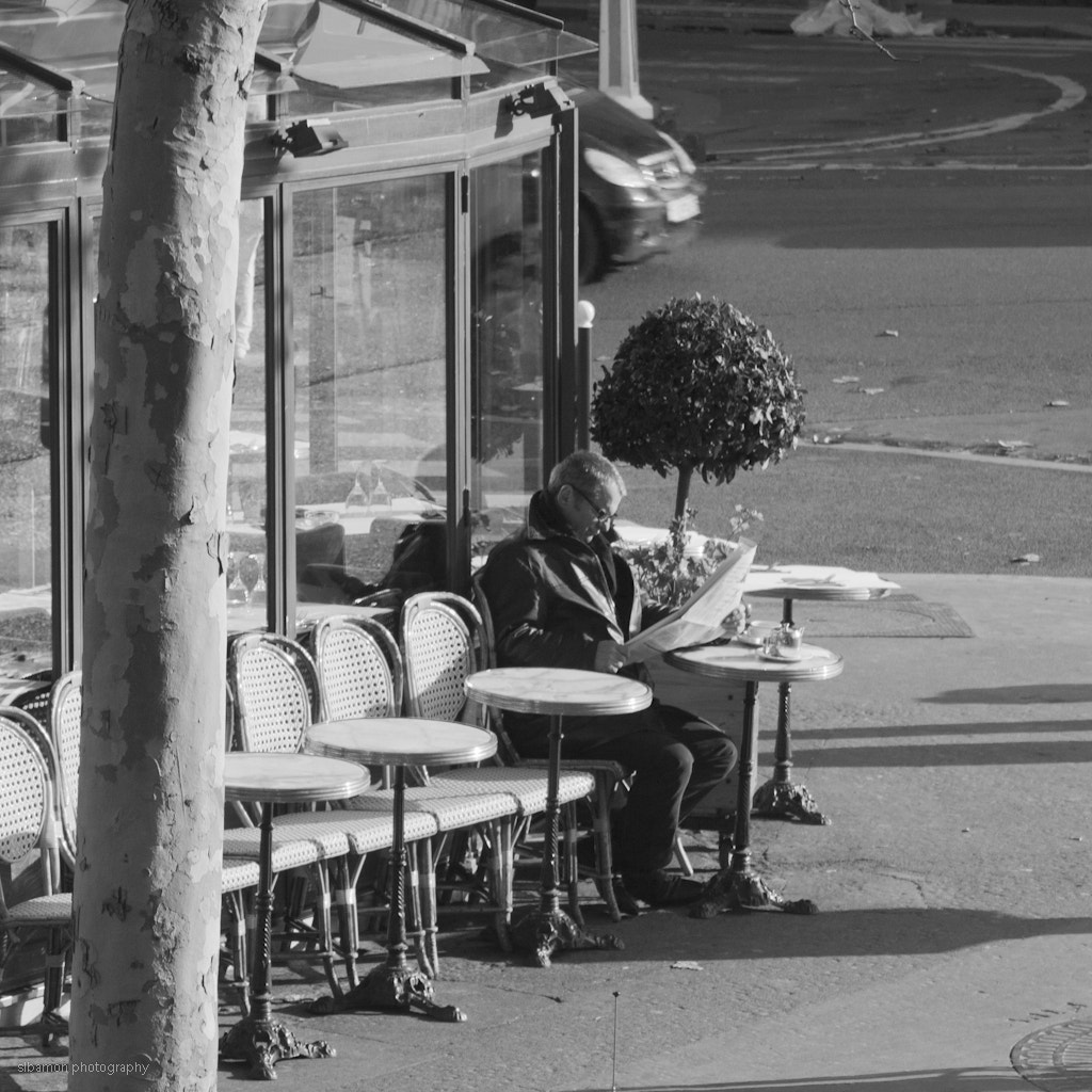 Photograph Morning coffee (Paris, France) by Stacy Bamon on 500px