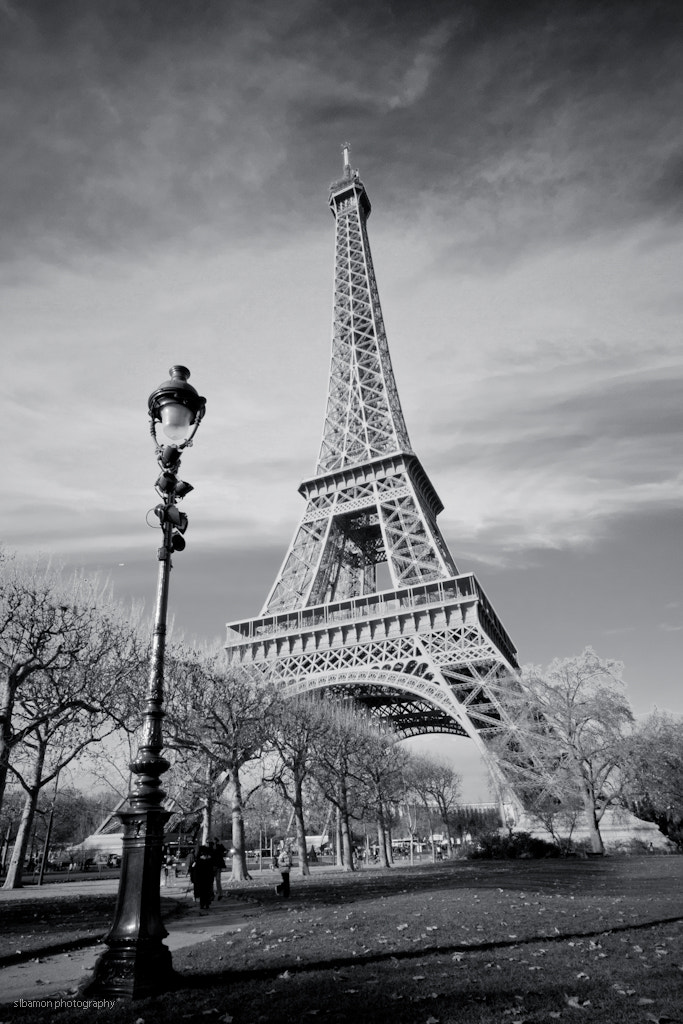 Photograph Eiffel tower (1) by Stacy Bamon on 500px