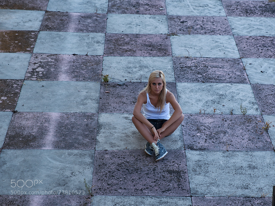 Photograph Queen on chess field by Samuele Silva on 500px