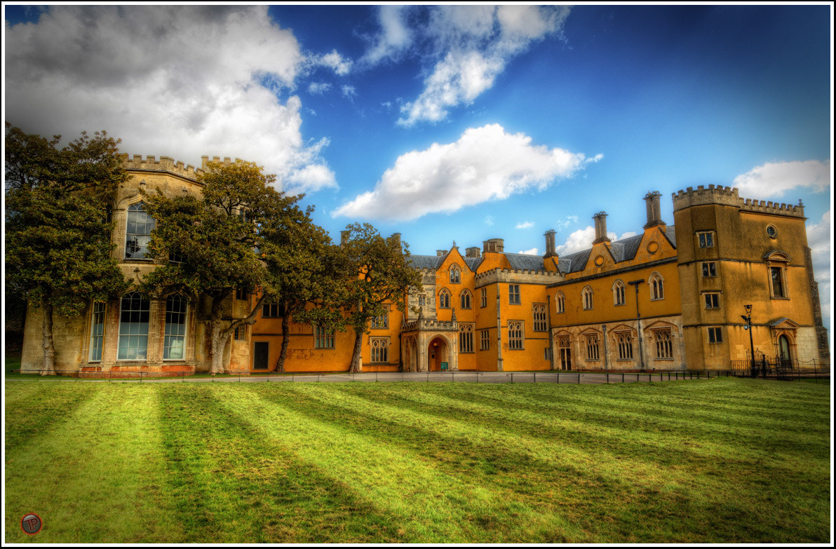 Photograph Mansion. by Tim Pursall on 500px