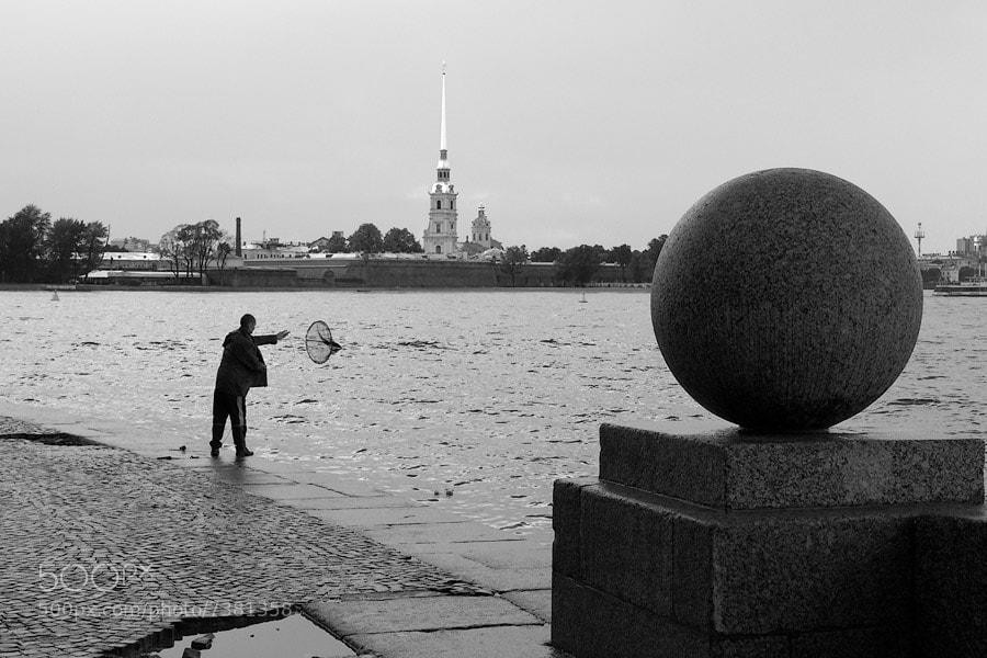 Fisherman by Mikhail Soulim (walrus) on 500px.com