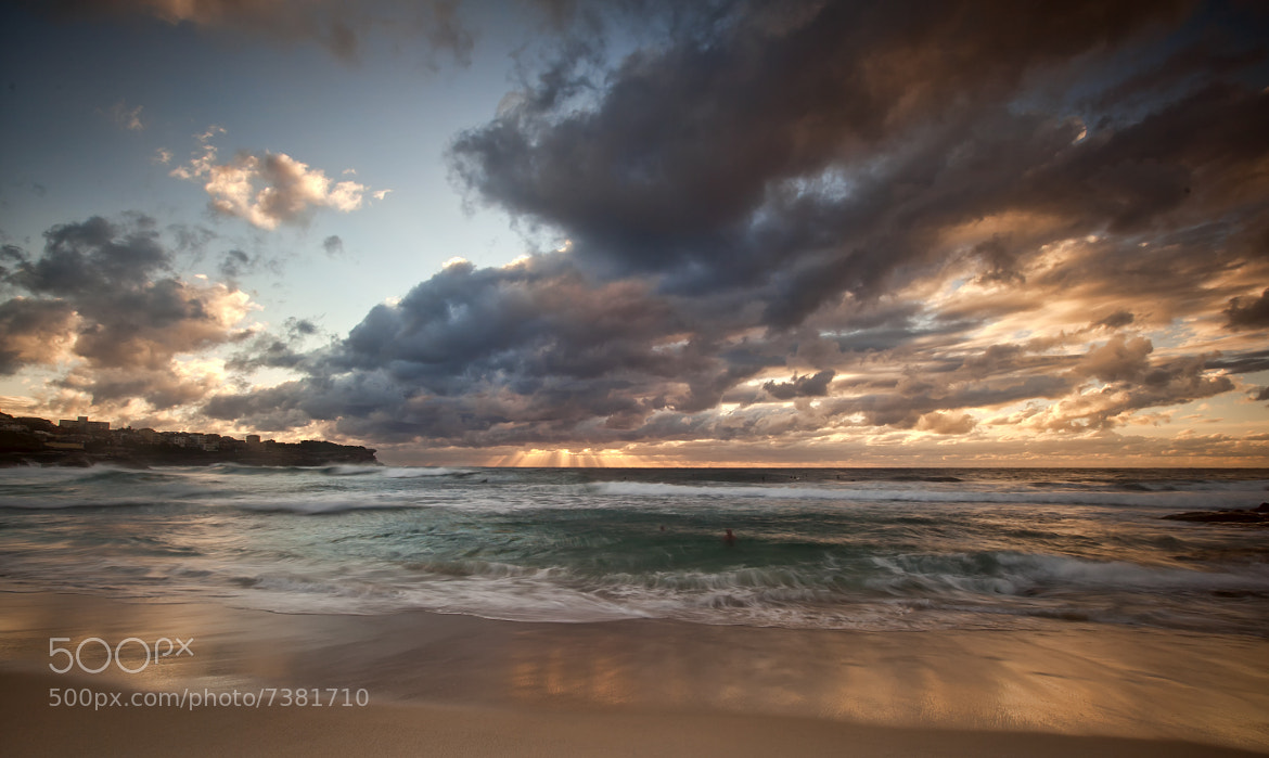 Photograph Bronte Rays by Malcolm Katon on 500px
