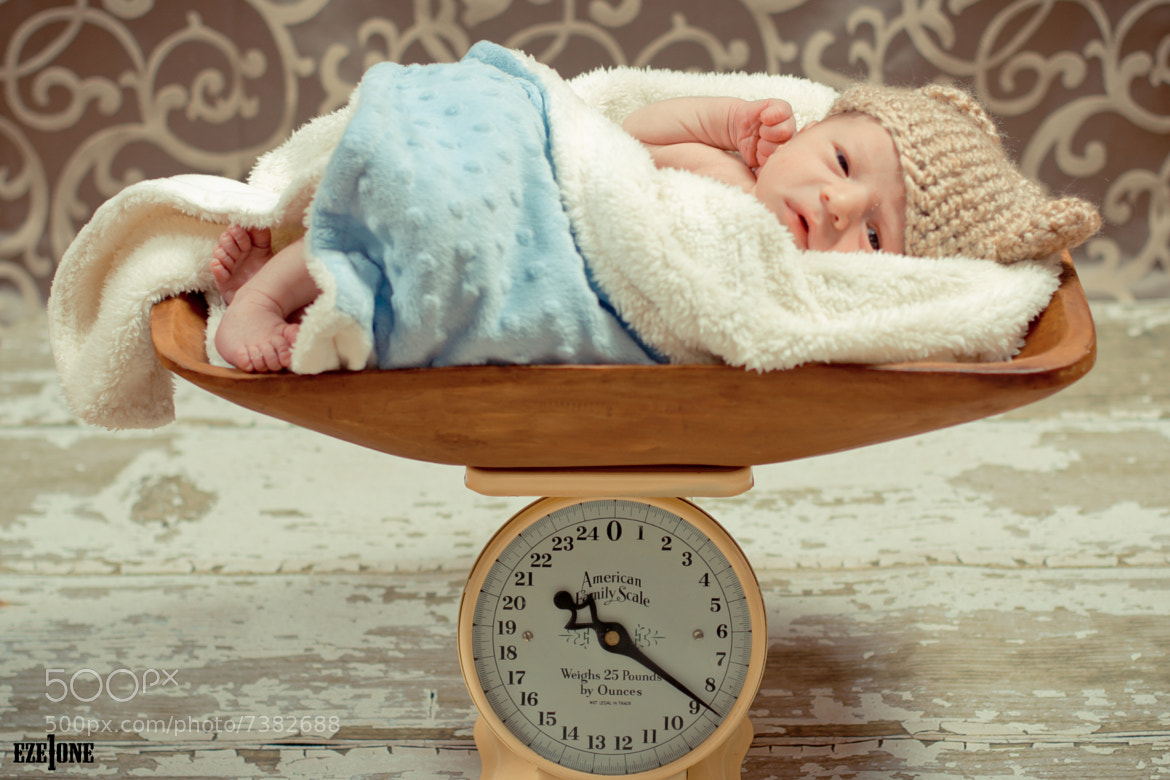 Photograph Baby Kellen 4 by Eze-One Photography on 500px