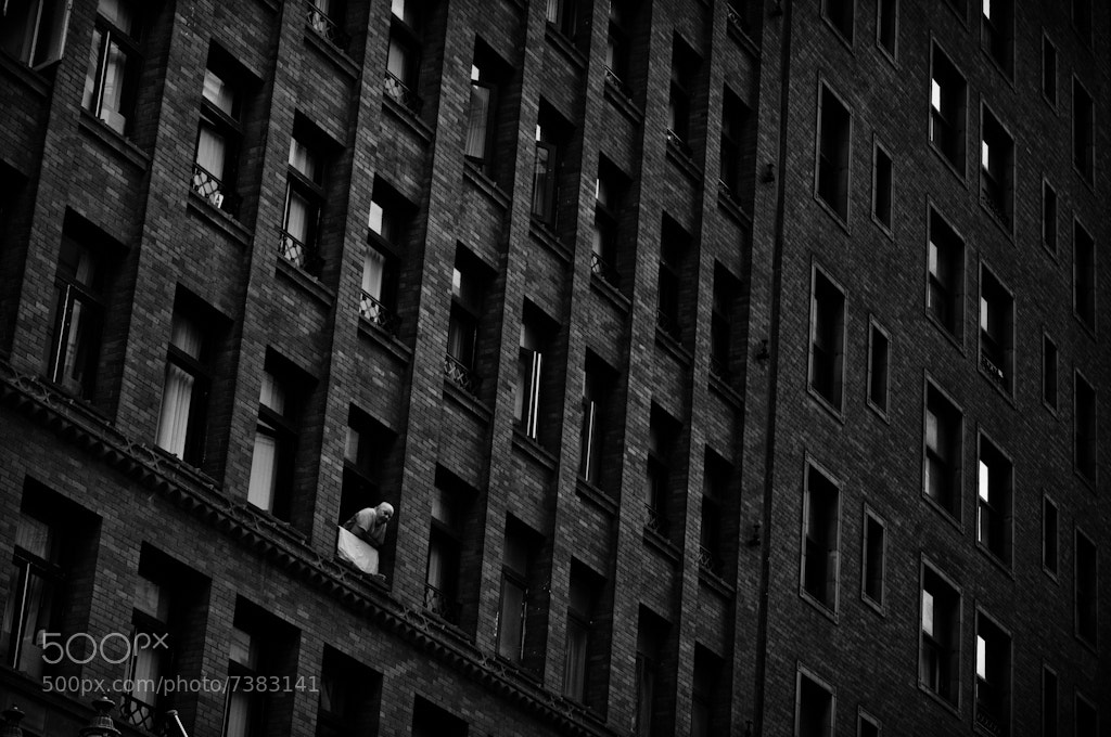 Photograph On the Ledge by Rinzi Ruiz on 500px